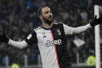 Juventus confirm Higuain exit amid Inter Miami links