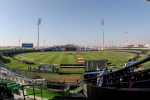 IPL in UAE: The sound of silence envelopes the matches as cricket is played before the deserted stands of the desert