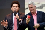 Had he played today, Dean Jones would have been sought after in T20 cricket: Tendulkar