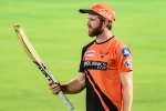 IPL 2020: Sunrisers Hyderabad's Kane Williamson confirms availability for next match