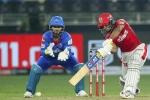 Controversial umpiring decision mars Delhi Capitals' win over Kings XI Punjab in IPL 2020