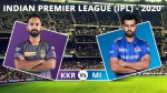 IPL 2020: KKR vs MI, Match 5 Updates: Knights set to open campaign against Mumbai Indians