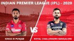 IPL 2020: KXIP vs RCB, Match 6 Updates: Punjab look to bounce back from Super Over hangover