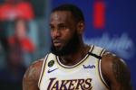 LeBron James: I've never condoned violence