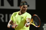 Nadal suffers shock Rome quarter-final exit - Schwartzman beats king of clay