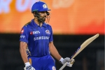 Rohit Sharma smashes fifty in KKR vs MI, crosses few IPL milestones