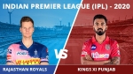 IPL 2020: RR vs KXIP, Match 9 Updates: Rajasthan Royals, Kings XI Punjab set for a cracker of a contest