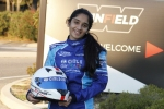 Mumbai's Aashi Hanspal named Most Deserving and Impressive New Driver in FIA's worldwide Rising Stars programme