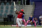 IPL 2020: KXIP vs RR: Gayle smashes 1000 T20 sixes as Rahul, Maxwell and Pooran cross IPL milestones