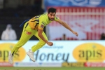 IPL 2020: Deepak Chahar fails to get a wicket in three consecutive innings for the first time in powerplay since 2018