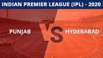 IPL 2020: KXIP vs SRH Dream11 Team Prediction, Tips, Best Playing 11 details