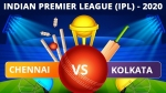 IPL 2020: CSK vs KKR, Match 49: Toss, Playing XI: Chennai Super Kings elect to bowl first against Kolkata Knight Riders