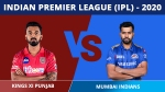 IPL 2020: KXIP vs MI, Match 13 Updates: Mumbai Indians lock horns with Kings XI Punjab