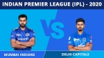IPL 2020: DC vs MI, Match 51, Toss, Playing XI: Mumbai Indians opt to bowl against Delhi Capitals