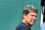 Kapil Dev suffers heart attack; 61-year-old legendary India all-rounder undergoes angioplasty