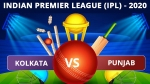 IPL 2020: KKR vs KXIP Dream11 Team Prediction, Tips, Best Playing XI Details