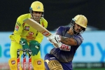 IPL 2020: CSK vs KKR, Match 49, 1st innings: Blistering knock from Nitish Rana sees Kolkata Knight Riders post 172/5
