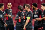 Ajax 0-1 Liverpool: Tagliafico own goal gives Reds winning start