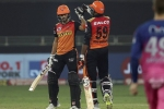 IPL 2020: RR vs SRH: Great to show people that we do have a middle order: SRH skipper David Warner
