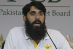 Pakistan head coach Misbah-ul-Haq doesn't care care about what critics say