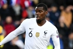 Pogba returns to Deschamps' squad as Camavinga retains France place