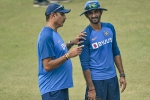 India tour of Australia: Shastri and coaching staff arrive in UAE, enter bio-bubble