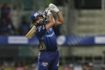 Rohit Sharma joins Virat Kohli, Suresh Raina in elite 5000-run club in the IPL