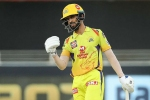 It does not feel that Chennai Super Kings are out of play-off race: Ruturaj Gaikwad