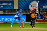IPL 2020: Warner, Saha guide SRH to highest powerplay score this season