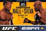 Elite strikers headline UFC return to Las Vegas on October 31