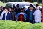 Diego Maradona dies: Argentina and Napoli legend laid to rest in private ceremony