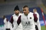 Neymar and Mbappe need to step up against Leipzig - Tuchel
