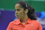 Definitely, I'm in race for Olympics: Saina Nehwal