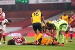 Jimenez hopes to return 'soon' from fractured skull as Wolves star provides update