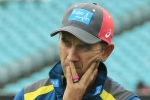 Ravindra Jadeja concussion substitute: Australia coach Justin Langer gets angry with match-referee David Boon