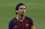 Lionel Messi fined 600 euros for tribute to Diego Maradona