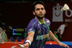 Kashyap, Prannoy along with two more test COVID-19 positive