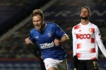 Rangers 3-2 Standard Liege: Gerrard's men hit back to book last-32 spot