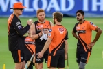 IPL 2021: Sunrisers Hyderabad: List of released and retained players