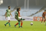 Hero I-League: Gokulam Kerala come from two goals down to register a remarkable win over RoundGlass Punjab