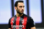 Milan duo Calhanoglu and Hernandez test positive for COVID-19
