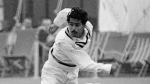 Legendary spinner BS Chandrasekhar hospitalised; stable, says family