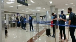 England cricket team arrives in Chennai for series against India