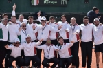 Volandri replaces Barazzutti as Italy's Davis Cup captain