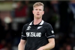 New Zealand all-rounder Jimmy Neesham undergoes surgery