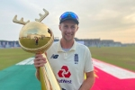 Sri Lanka vs England Test Series 2021: Full List of Award Winners, Records and Statistics; Joe Root stars