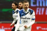 Milan 0-3 Atalanta: Ilicic inspires victory over Serie A leaders