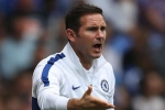 Chelsea shows Lampard the door finally