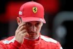 Ferrari driver Leclerc tests positive for coronavirus