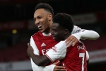 Arsenal 3-0 Newcastle United: Aubameyang mauls Magpies again